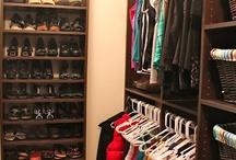 Dressing room / Garderoba / Dressing room, wardrobe - inspirations and tutorials Garderoba - jak urządzić, inspiracje