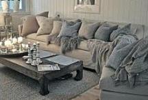 Living room / Salon / Living room - inspirations, ideas and tutorials Salon - jak urządzić, inspiracje