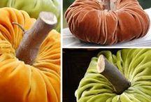 Fall / Jesienne dekoracje / Fall decorations - inspirations and tutorials Jesienne dekoracje - inspiracje i tutoriale
