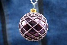 Christmas ornaments / Christmas ornaments - inspirations and tutorials