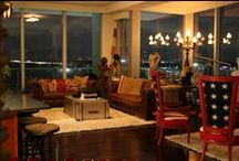 ZaZoo'd Interior Design / Some of the many beautiful interior design jobs by ZaZoo'd.