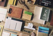文房具°  / Stationery & Office Supplies. / by Morï C.