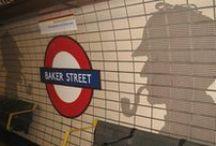 221B Baker Street / A Sherlock Holmes Treasury.