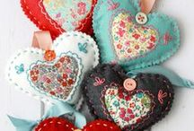 Valentine / Walentynki / Valentine - inspirations and tutorials Walentynki - inspiracje i tutoriale