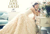 LIVELOVELAUGH / #LIVELOVELAUGH #Dress #Wedding#リブラブラフ