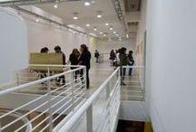 Bienal Regional 2014 / BRA 2014. Primera Bienal Regional de proyectos. 10 proyectos seleccionados y financiados para su realización.  Abril - Julio 2014
