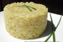 Reis - Pasta - Kartoffeln... / Pastaparty, Risotto, irgenwelche komische Getreidesorte... Einfach Kohlenhydrate!