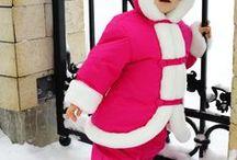 Костюм Сантик / Дети в волшебном костюме Сантик . Любой согласится ,что ребеночек в нем выглядит, ну очень красиво.