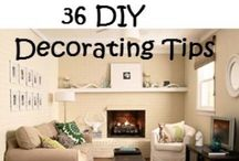 Decorat apartment on a budget / Cheep easy ways to my you home look amazing