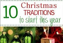 Holiday Traditions and Decor / Here are some magical ideas for creating lasting memories in your heart and home!