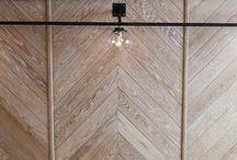 Drewniane ściany/Wood walls