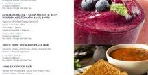 Healthy Snacks / healthy snack options ~ Meetings & Conferences