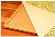 Cork board / tablica korkowa / Cork board - inspirations, DIY Tablica korkowa - inspiracje, Diy
