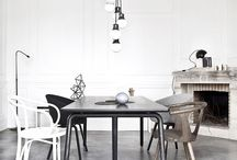 DINING ROOMS / ELLE Decoration UK's edit of the best dining rooms, dining chairs and eating-in inspiration. @ELLEDecoUK
