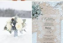 Winter Wedding Ideas / Even though it is chilly outside, it is still a wonderful time to be wed! The Carter Center has ample indoor space to keep you and your guests warm and cozy in a variety of rooms for your wedding and reception. Regardless of where your wedding is held, here is a collection of ideas to heat things up for your winter wedding!