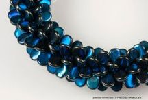 Pip beads / Pip beads - inspirations and tutorials