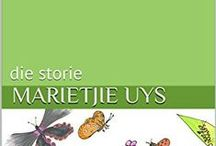 Miekie's Books / Books written and/or illustrated by Marietjie Uys (artist name Miekie) all in one convenient place.
