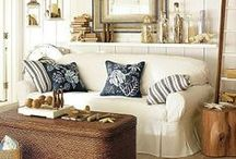 Home Decor / Custom made decorations, accents, fixtures and furnishings for home improvement, remodeling, and upgrading.