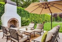 Patio and Garden / Outdoor patio, yard, veranda and garden furnishings, tools, accessories and decorations.
