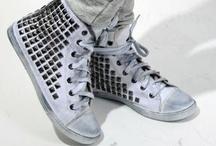 Les shoes d'UD !  / Les baskets en toile MILAN