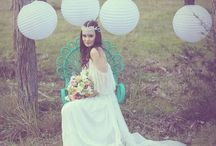 Bohemian Love / rustic elegance loves boho chic / by Josefine Welsch