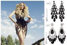 Crystal-Fashion / Made with Swarovski Elements