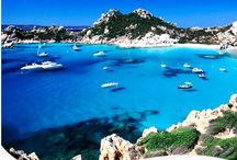 Bella Sardinia  / The stunning  Emerald Coast where we host our yoga holidays...  SardiniaYoga.com