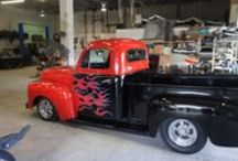 1952 Ford F-1 / 1952 Ford F-1