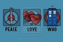Favorite Artist: Karen Hallion - Doctor Who Mashup