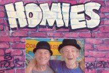 Sir Ian McKellen and Sir Patrick Stewart: Greatest Bromance Ever / I absolutely adore these two. ~GiGi~ - Photos via @IanMcKellen and @SirPatStew