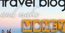 Travel blog - tips&tricks / How to travel for free How to find money to sponsor your travels