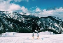 P O W D E R ✪ / Snow •