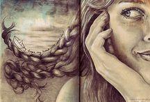 Dibujos/ ilustraciones que me gustan