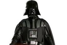 Star Wars Costumes / Star Wars costumes including Darth Vader, Boba Fett, Jedi Knights, Chewbacca, Jawa, Stormtroopers, Princess Leia