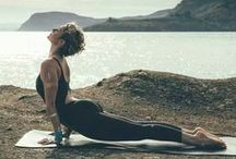 Yoga Inspiration / Be inspired to fall in love with yoga over and over again.  http://www.sardiniayoga.com