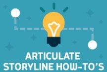 Articulate Storyline How-Tos / Check out great tutorials, tips, and how-tos on using Articulate Storyline to create any interactive e-learning you can imagine.