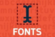 Fonts / Check out beautiful fonts for your next e-learning project.