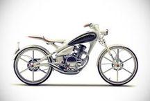 Мотоцикл для меня