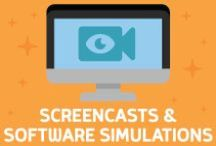 Screencasts & Software Simulations / Check out our tips, strategies, and techniques for creating great software simulations and screen recordings.