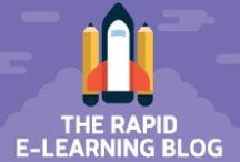 The Rapid E-Learning Blog / Practical, real-world tips for e-learning success.