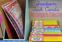 Task Cards / We love task cards! Task cards for every subject from math, science, history, reading, and more.