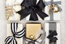 Gifts / The best if gift wrapping!