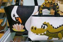 Braccialini Bags / Tutte le fantastiche borse del marchio Braccialini.