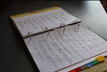 organisation / tous les astuces pour être mieux organiser et gagner du temps pour les choses qui comptent !