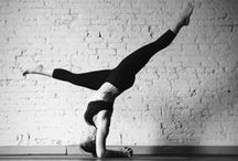 New Year. New Yoga. New You. / Yoga Poses to Inspire