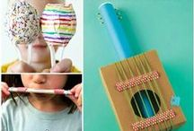 Crafts for Kids / Crafts and hands-on activities for kids