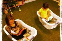 Kindergarten / Lessons and materials focused on kindergarten