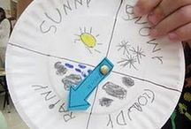 Themes - Weather / Learning about the weather: Rain, thunderstorms, clouds, hurricanes, and more