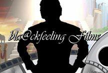 Bl@ckfeeling films / http://www.jimmyblackfeeling.com/blackfeeling-films/  Mètre en lumière tout les films & série Black