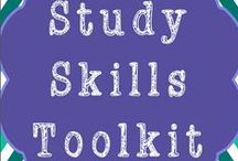 Study Skills / Learning study skills to help students succeed with academics